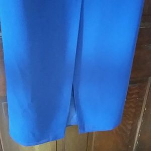 R & M Richards Dresses - R&M Richards Formal Cobalt Blue Dress with Jacket